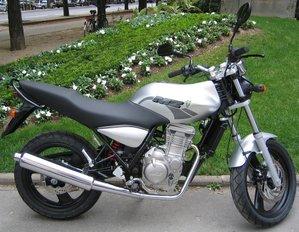 MZ RT 125